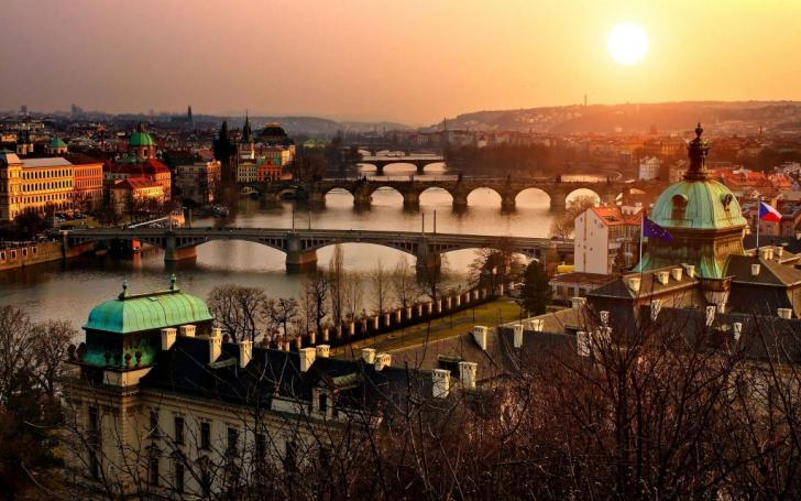 Самые чарующие мосты Праги