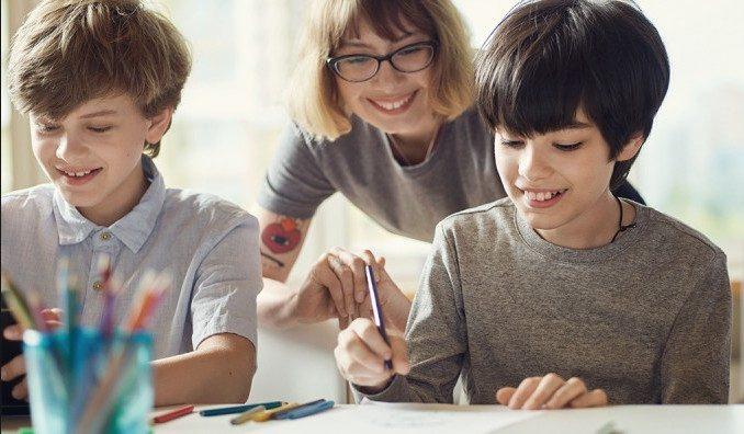 Почему возраст 8-12 лет – лучший период в жизни детей и родителей?