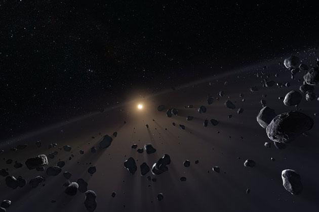 Новая модель объясняет отклонения орбит транснептуновых объектов и без существования девятой планеты