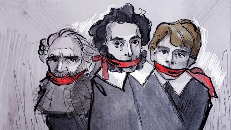 Вот парадокс: цензура нам да…
