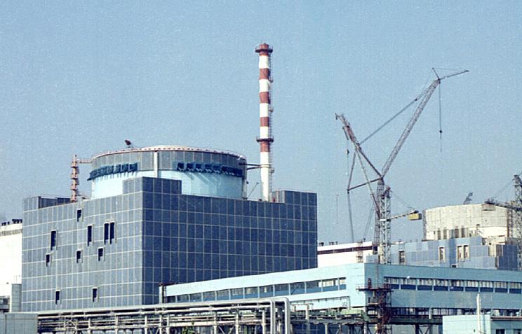 РФ прекратила действие соглашения с Украиной о достройке Хмельницкой АЭС