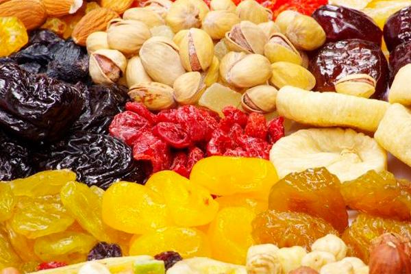 Сухофрукты — отличная альтернатива таблеткам и искусственным витаминам!