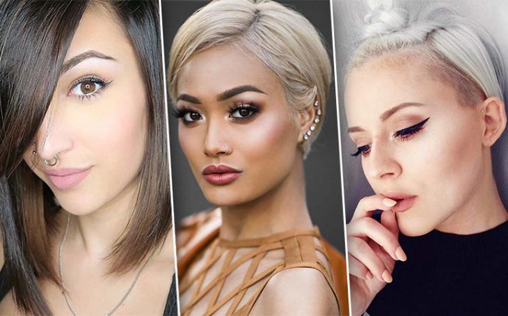 30 стрижек и оттенков для тонких волос: потрясающий объем картинки