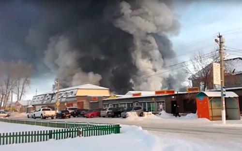 Китайцы горят на работе в России