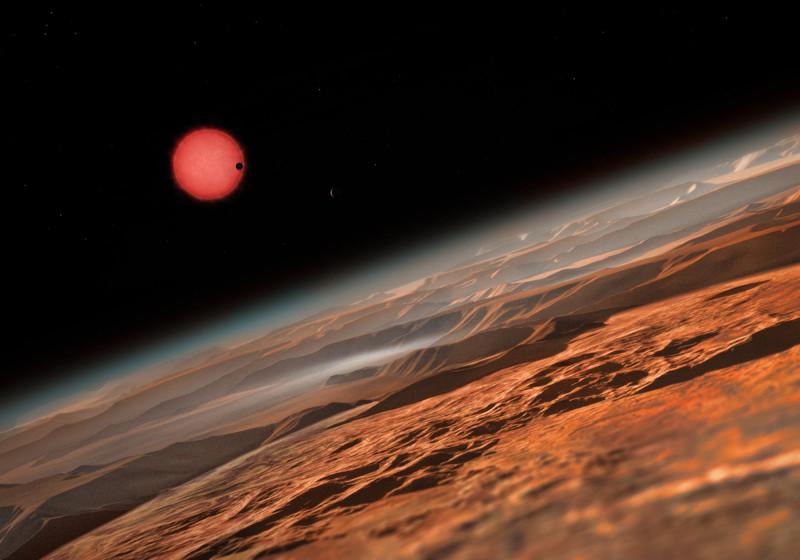 Внеземную жизнь могут обнаружить в ближайшие 10 лет