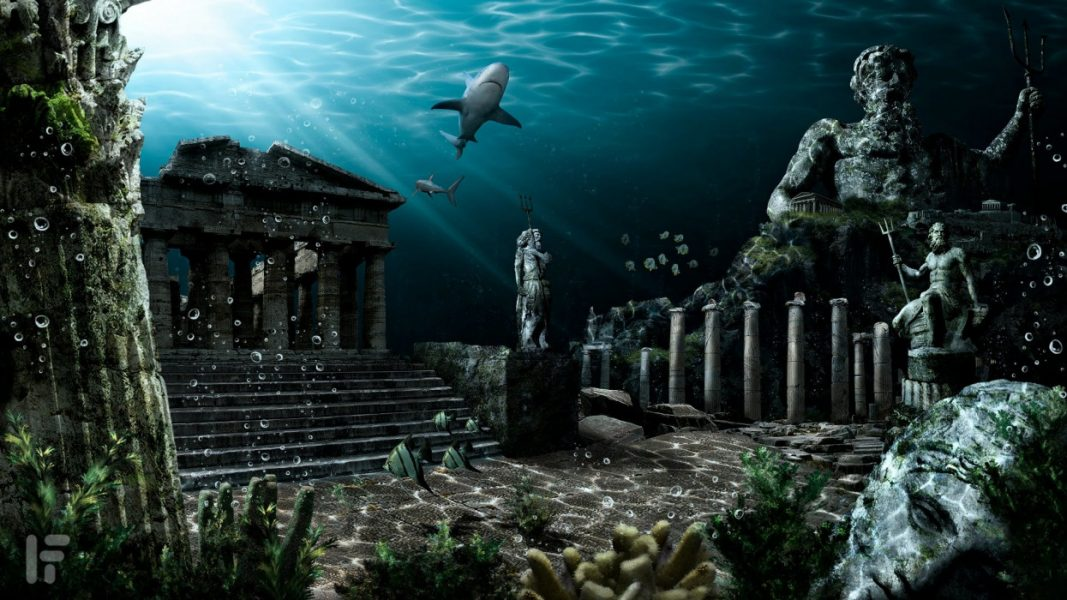 Ученые определили, где скрылась Атлантида