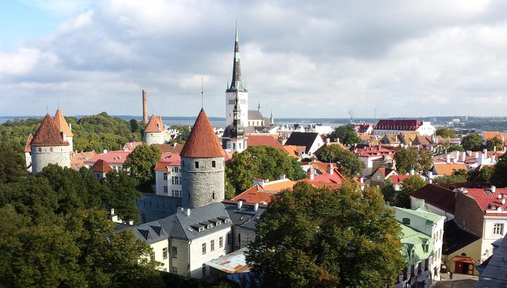 Российская семья в Эстонии о…