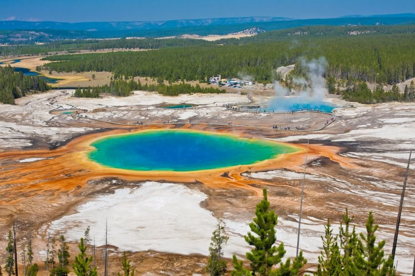 """Стало известно, приведет ли извержение Йеллоустона к """"концу света"""""""