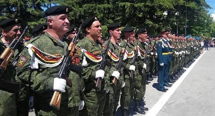 Комитет Думы одобрил соглашение о порядке вхождения подразделений ВС Южной Осетии в ВС РФ