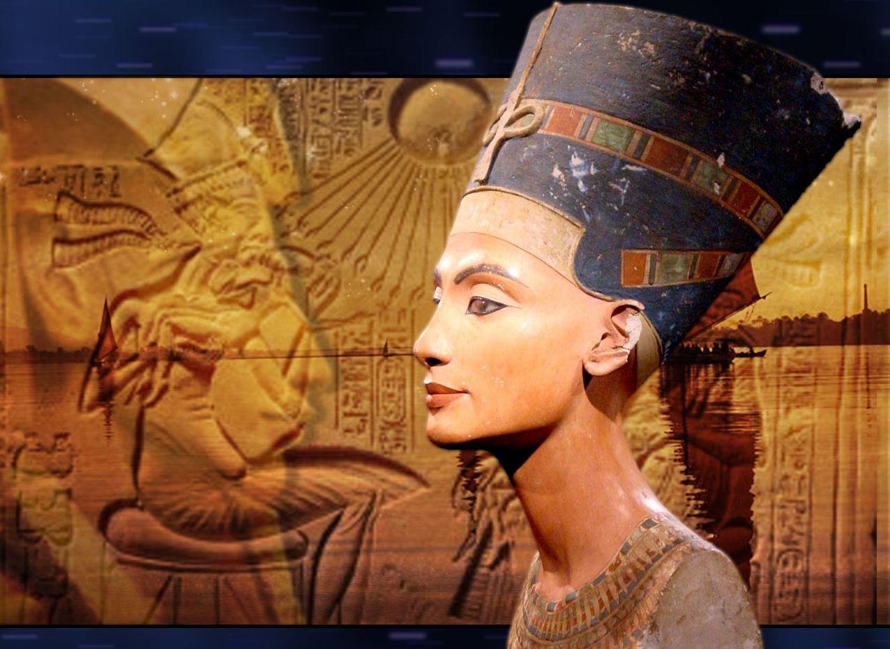 Красота царицы Нефертити миф или реальность?