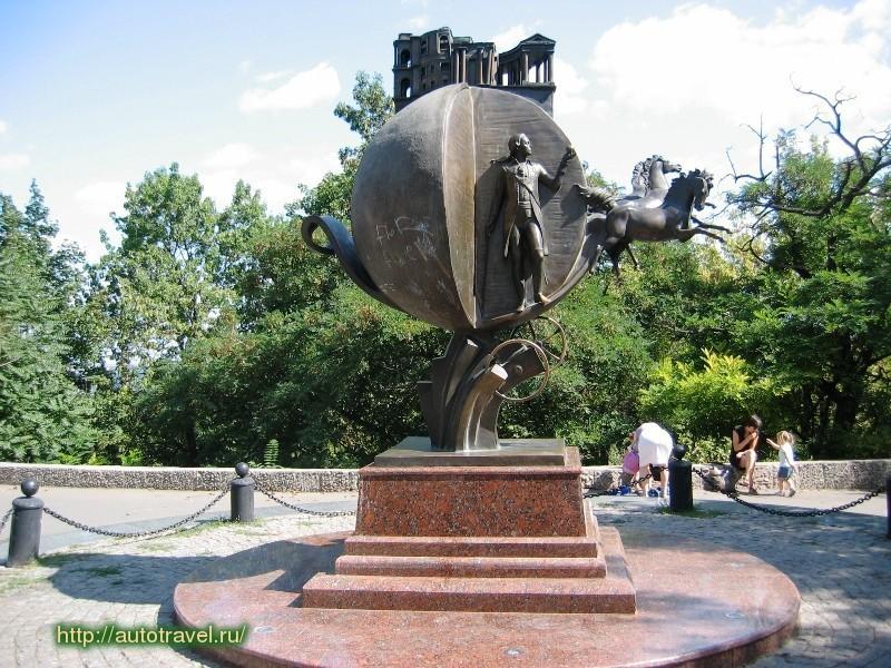Интересные и удивительные памятники-43 фото-