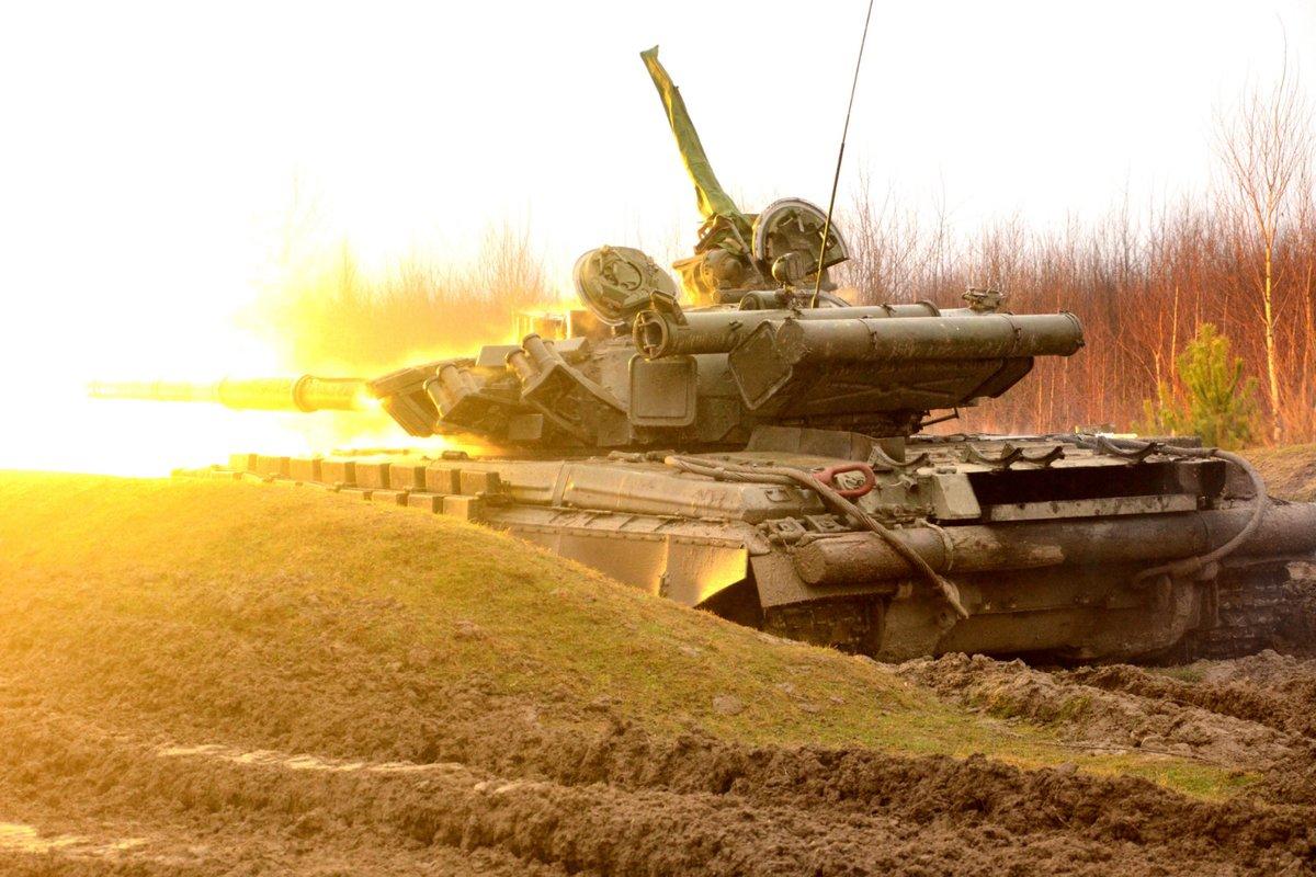 ВСУ обстреляли ДНР во время проведения Парада Победы
