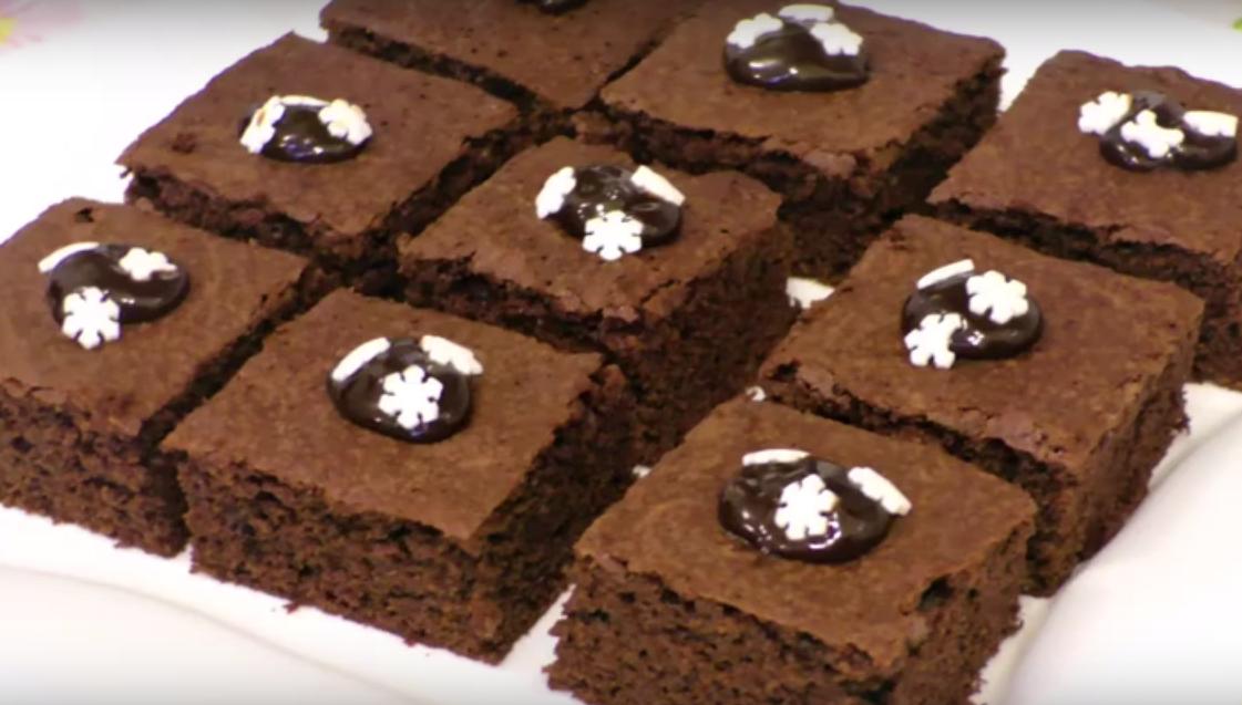 Простой, но очень вкусный шоколадный пирог