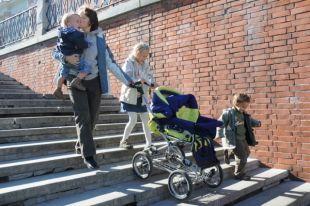 Деньги на поддержку многодетных семей получат 50 регионов России