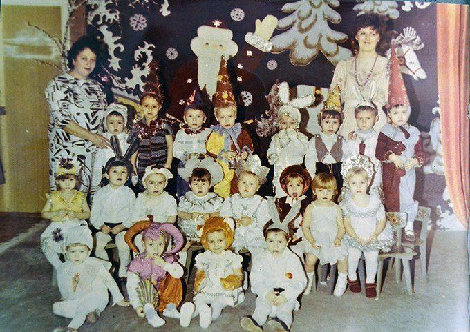 Праздничные утренники в детских садах
