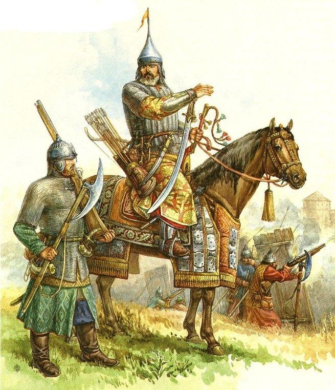 Сколько стоила средневековая конница?