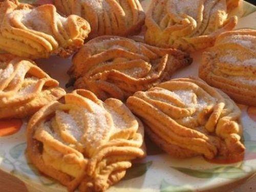 Печенье Хризантемы вкус из детства