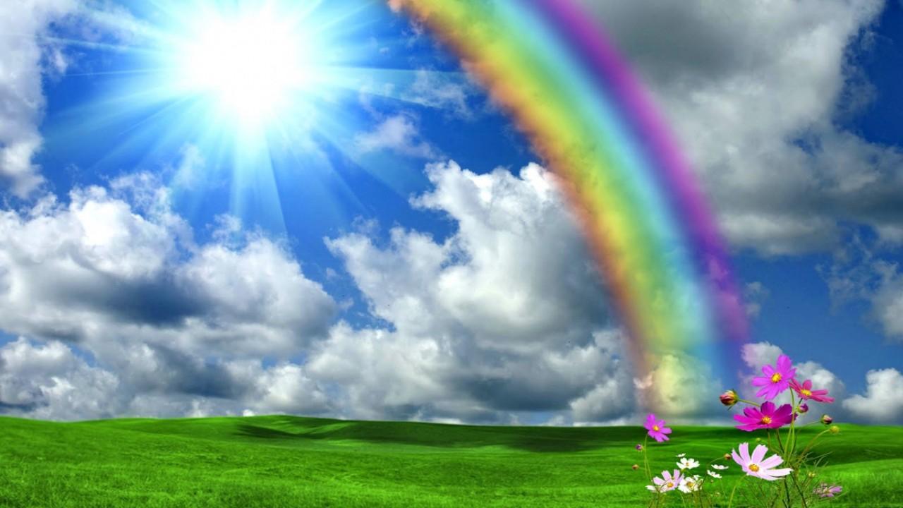 Почему появляется радуга? Самые полезные приложения от Гугла