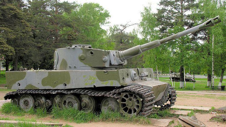 Бундесвер воскресил гитлеровского «Тигра»