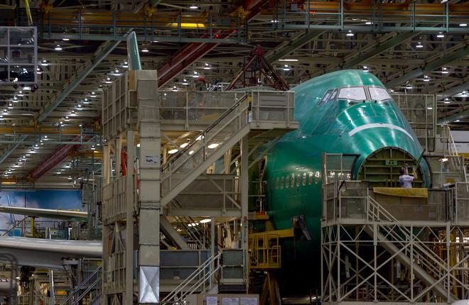 Boeing оценил 20-летние поставки сверхбольших самолетов в 81 борт