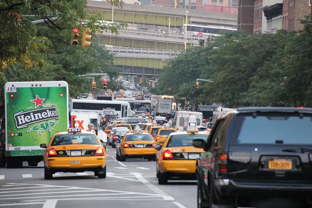 Поразительные факты о Нью-Йорке