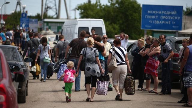 Россия спасёт адекватных жителей Украины