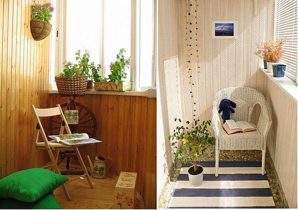 Для дачи , дома...украшаем балкон.. обсуждение на liveintern.