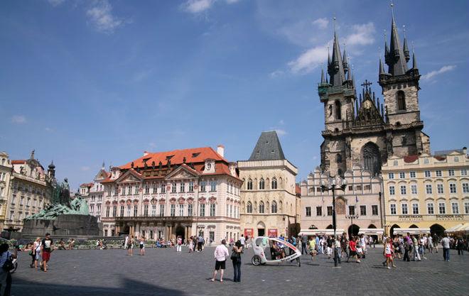 Староместская площадь – сердце Праги