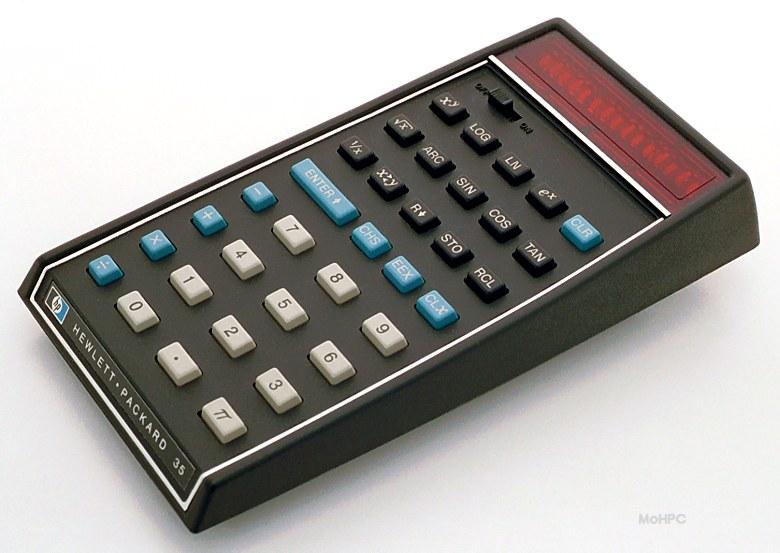 Разработка калькулятора HP-35: как создавалась инновация