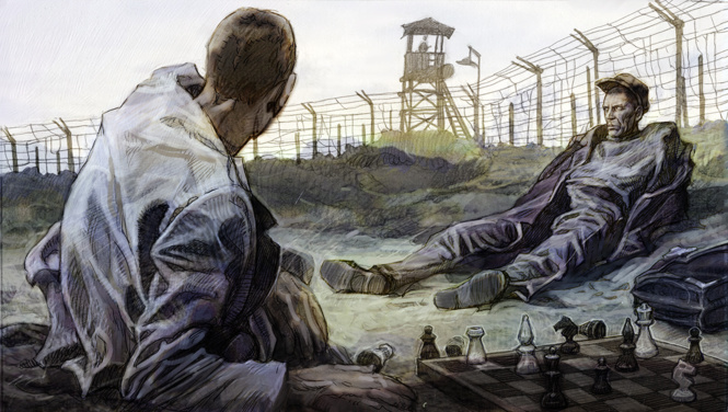 История легендарного побега из казахстанского лагеря