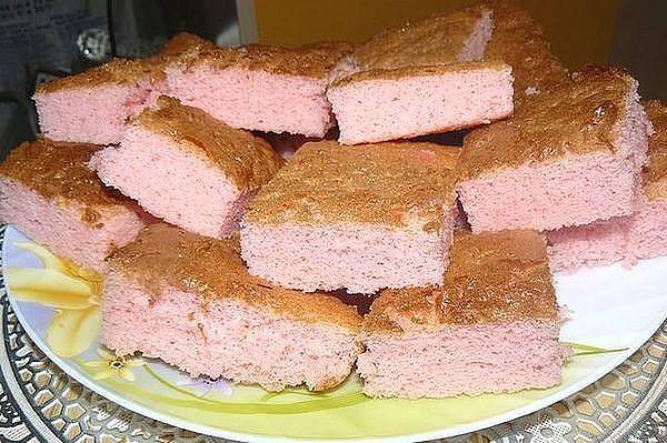 Вкусный и рассыпчатый пирог из киселя. Просто тает во рту!