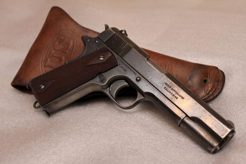 Colt М1911: самый известный американский пистолет в истории