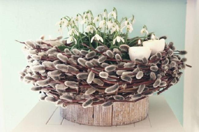 15 красивейших идей декора: подготовимся  к встрече светлого праздника Пасхи