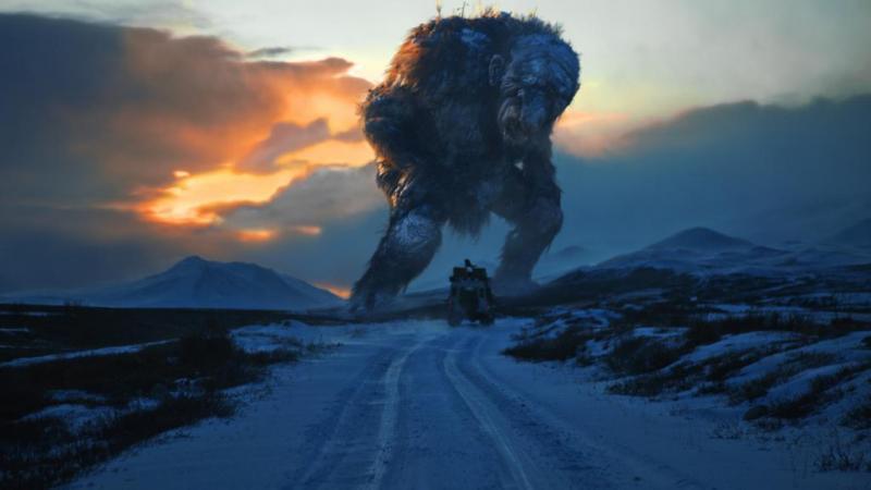 Лестница троллей: пугающие мифы и восхитительная реальность