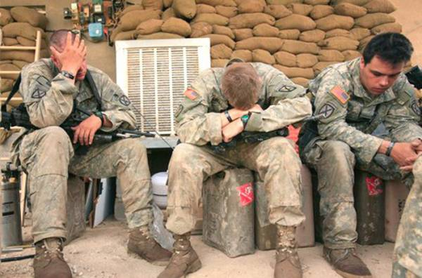 Страх, нищета и кадровый дефицит в армии США