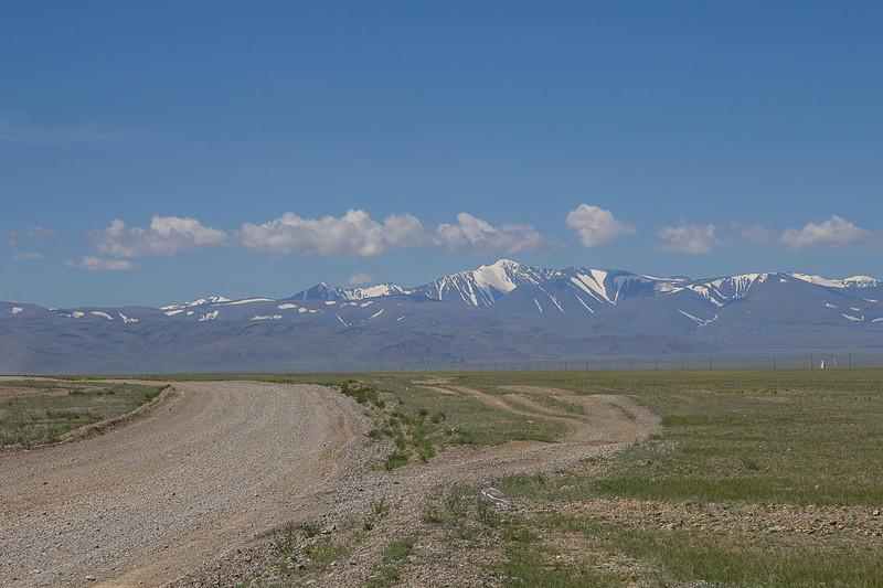 Чуйская степь и Южно-Чуйский хребет алтай, путешествия, россия, укок, фото