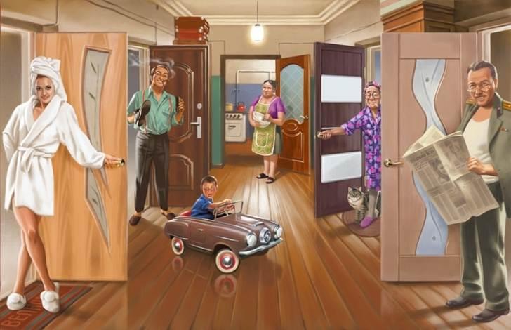 Как наказали соседей – любителей пользоваться чужими вещами