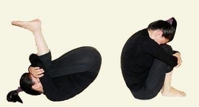 Комплекс упражнений йоги на вытяжение мыщц спины