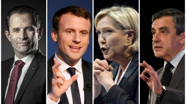 """Франция: еще одна ужасная президентская кампания; """"глубинное государство"""" выходит на поверхность"""