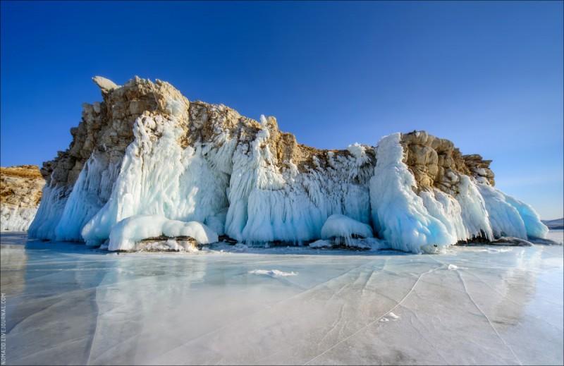 Сказка ледяного Байкала — путешествие по Малому Морю