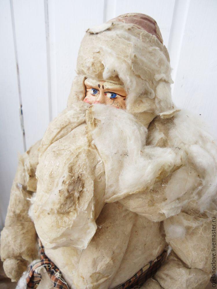 Реставрация советского Деда Мороза