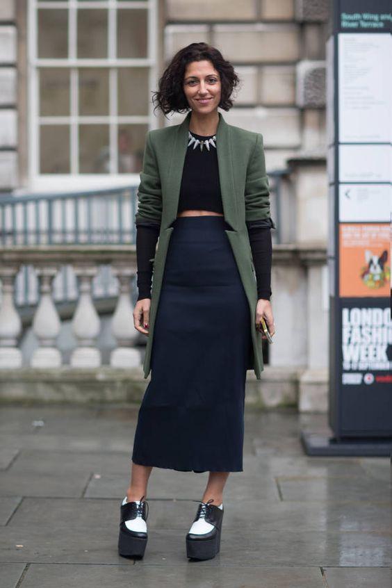 Street Style Yasmin Sewell:  фото, часть1
