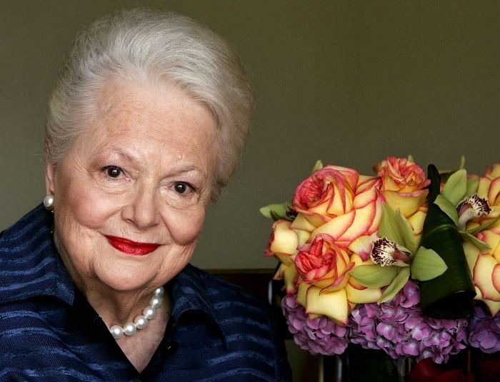 Погодите, девочки, неужели ей 100 лет? Неповторимая Мелани из «Унесенных ветром» о жизни…