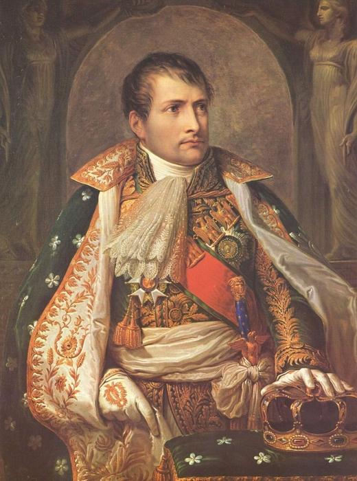 Аппиани Андреа-Портрет Наполеона (520x700, 311Kb)