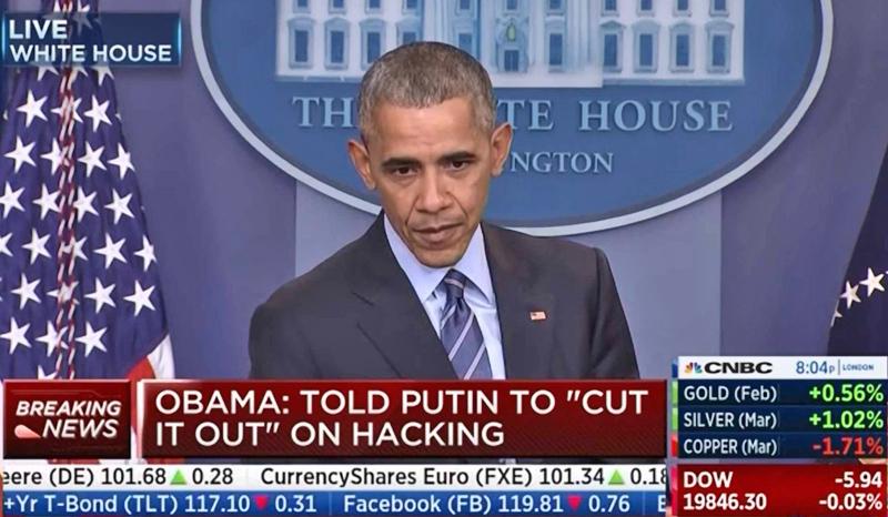 О том, как Путин сломал власть Америки