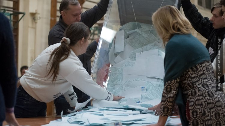 На выборах в Приморье фиксир…