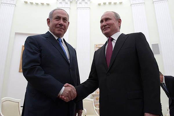 Нетаньяху рассказал Путину о подробностях операции на границе с Ливаном