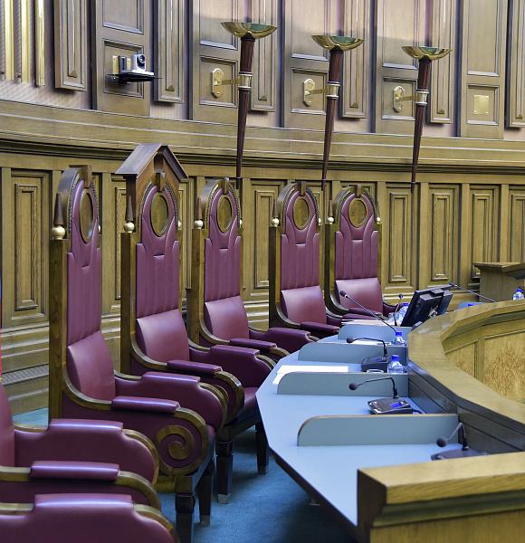 В КПРФ предложили объединить Конституционный суд с Верховным
