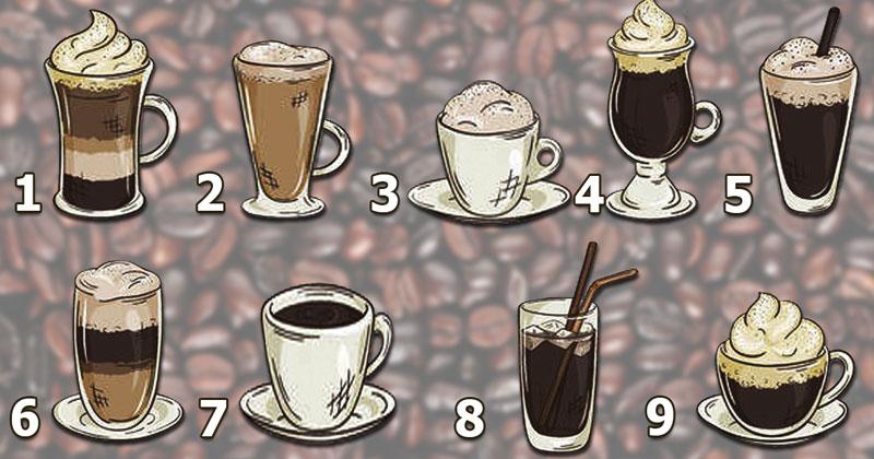 Выберите чашку кофе и узнайте предсказание на сегодняшний день
