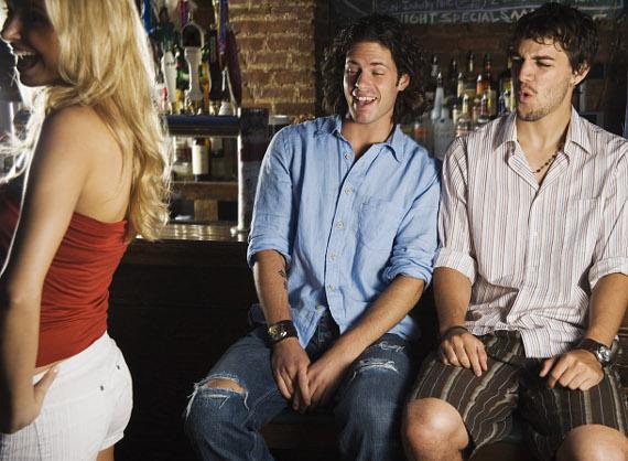 Разница между любовником и секс-другом.